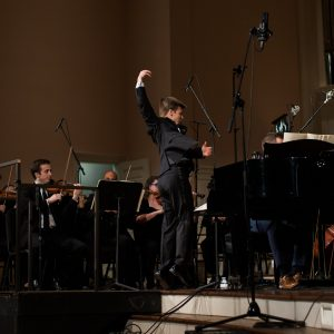 String Orchestra + Rhythm Section